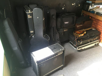 レンタル用の楽器も様々あります!いろんな楽器を試してみるのもアリかも?