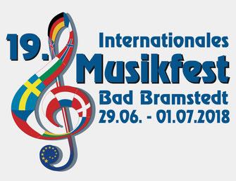 Brass Band WBI beim internationalen Musikfest in Bad Bramstedt