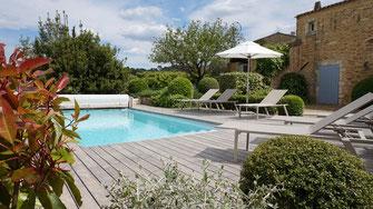 Beau mas avec piscine dans le Luberon