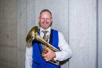 Markus Nietlispach - Solo Es-Horn - Brass Band MG Oberrüti