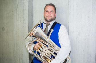 Ueli Weingartner - Solo Euphonium - Brass Band MG Oberrüti