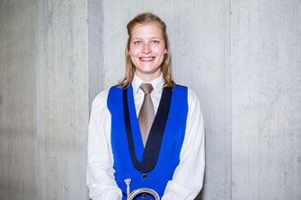 Fabienne Stöckli - Solo Cornet - Brass Band MG Oberrüti