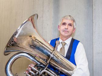 Paul Fischer - B-Bass - Brass Band MG Oberrüti