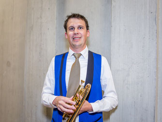 Pascal Meier - Assistant Principal Cornet - Brass Band MG Oberrüti