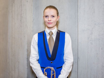 Nadine Stehli - Flügelhorn - Brass Band MG Oberrüti