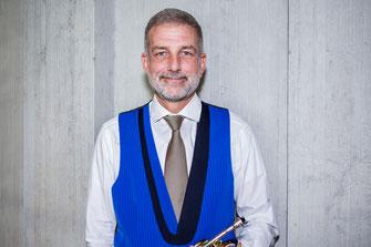 Edgar Bühlmann - 3. Cornet - Brass Band MG Oberrüti