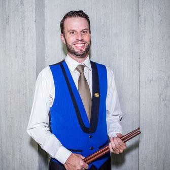 Thomas Küttel - Percussion - Brass Band MG Oberrüti