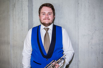 Cedric Reichmuth - 2. Cornet - Brass Band MG Oberrüti