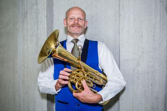 Fridolin Nietlispach - 1. Bariton - Brass Band MG Oberrüti