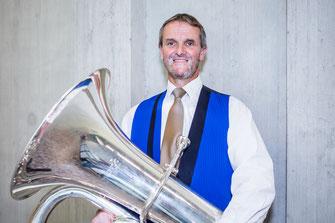 Markus Beer - B-Bass - Brass Band MG Oberrüti