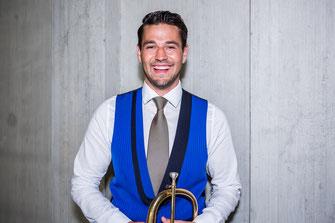 Devin Niederberger - Solo Cornet - Brass Band MG Oberrüti