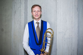 Thomas Furrer - 2. Posaune - Brass Band MG Oberrüti