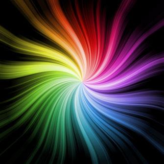 Farbkreis für Farbtyp-Beratung just relax Aichach
