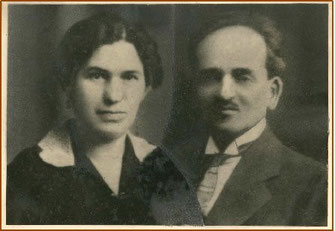 Das Ehepaar Ida und Hirsch Plappla