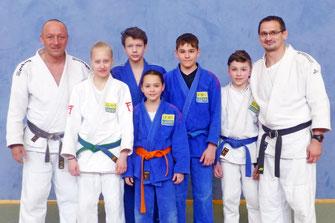 Ostertrainingslager der Kremser Judoka. Foto: zVg.