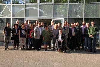 Engagierte Bürgerinnen und Bürger entwickeln im Rahmen der Stadterneuerung gemeinsam mit Vertretern der Politik und Verwaltung Projekte für eine positive Weiterentwickung der Stadt. Foto: Stadt Krems.