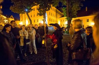 Die nächste Nachtwächterführung durch Krems findet am 17. Juli statt. © Florian Schulte/Krems Tourismus.