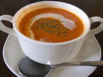 ポタージュスープがおすすめ
