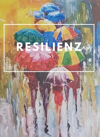 Was ist Resilienz? Resilienz ist eine Form der Widerstandsfähigkeit und inneren Stärke.