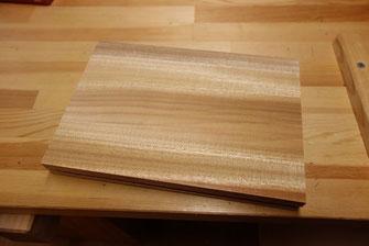 クスノキ板 木彫