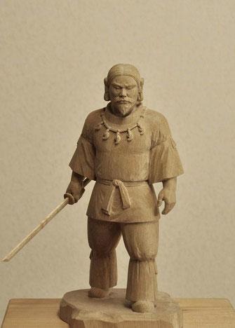 木彫 大国主像