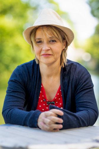 Barbara Stehli, Schauspielerin und Clownin aus Grüningen. Bild: zvg