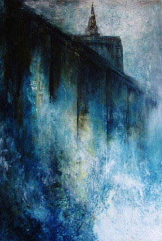 Atmospheric and beautiful: another stunning piece of art from Karen. © Karen E Coles