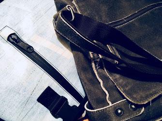 Meine beiden Messenger-Taschen