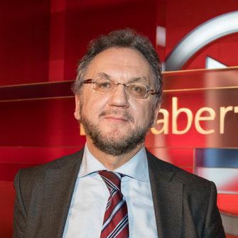 """Dr. Heribert Prantl, Jurist, ehemaliger Richter, langjähriger Politikchef der """"Süddeutschen Zeitung"""""""