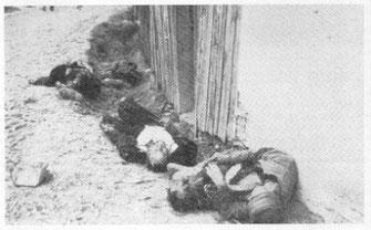 Četnici i partizani su 28.11.1941.  ubili u selu Koraj i ovo petero djece muslimanske vjere.
