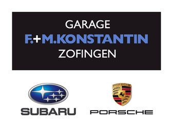 Garage F.+M. Konstantin - ihre Subaru und Porsche Garage in Zofingen