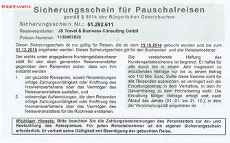 德国导游/欧洲导游-旅行社资质和保险/价格直接合理