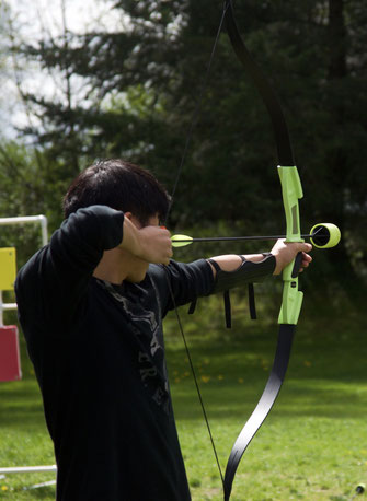 Archery Lessons in Burnaby