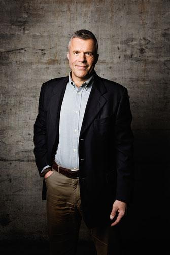 Er stellte sich kurz vor Redkationsschluss dem «Kassensturz»: VR-Präsident Lorenz Hess.