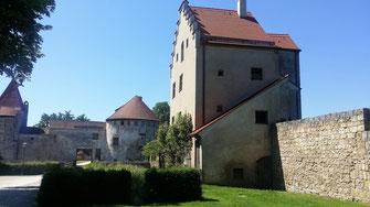 Burg Burghausen, 3. Hof, Aventinushaus