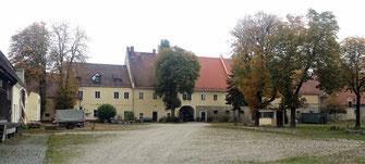 Schloss Pürkelgut, Gutshof
