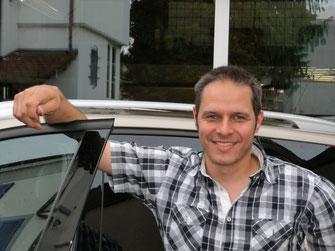 Autoservice Muttenz: Geschäftsführer Markus Stocker