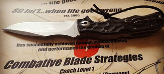 "Krav Maga - Combatives Hanau - Trainerfortbildung ""Combative Blade Strategies"""