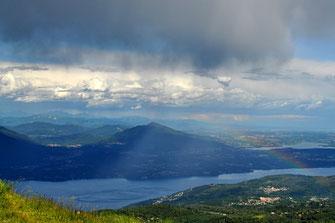 Monte Mottarone, 1491 Meter