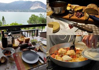 Beste italienische Küche