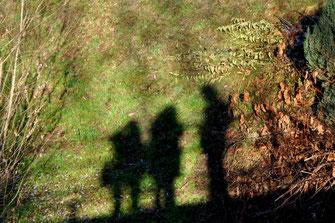 Schatten unserer Selbst - die weltbesten Gastgeber und ich