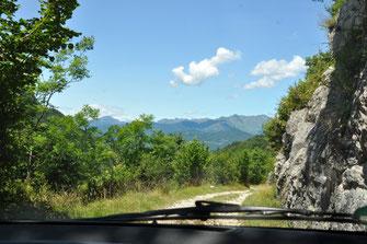 Monte Campo dei Fiori, 1227 Meter