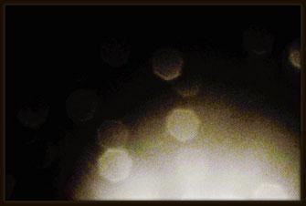 An manchen Tagen ist einfach zu wenig Licht im Dunkel