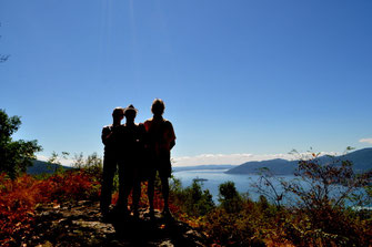 Auf dem Monte Castello
