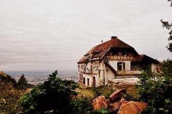 Ehemaliges Gasthaus auf dem Königstuhl