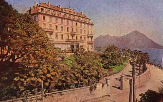 Foto: (c) unbekannt, Hotel Eden, 1933