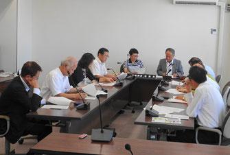 議会報告会幹事会(7月21日)