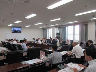 決算特別委員会の最終日