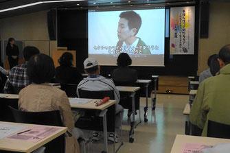 石崎杏理さんが性の多様性について講演