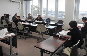 市民建産委員会の模様(12月6日)